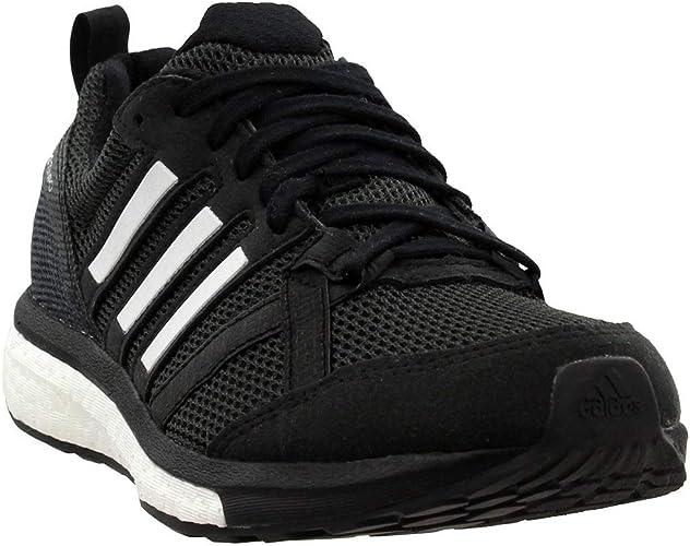 adidas Adizero Tempo 9 - Zapatillas de running para mujer, color negro y blanco 6.5 B (M) US: Amazon.es: Zapatos y complementos