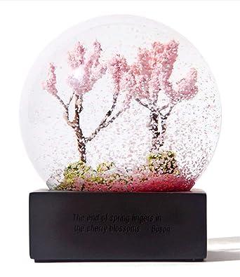 Weihnachtsgeschenke Verwandte.Taomz Frühling Sommer Herbst Und Winter Kristallkugel Kreativ