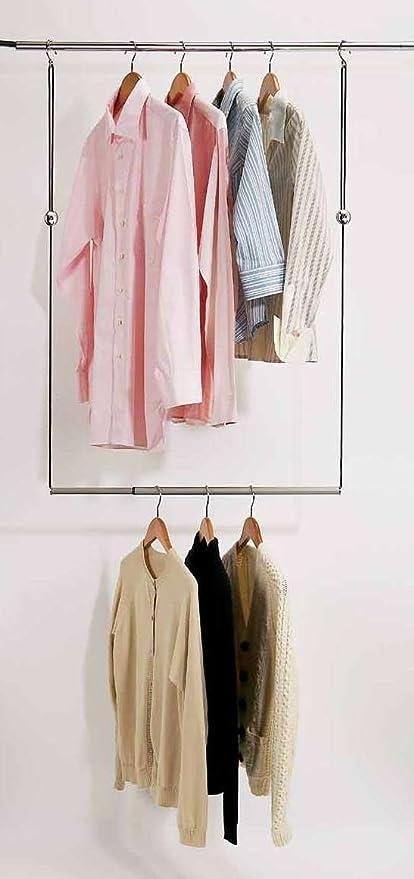 Umbra Dublet Hanging Closet Rod