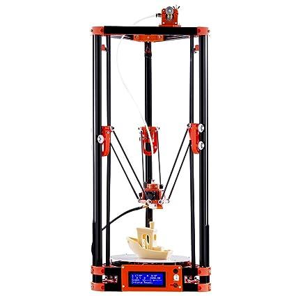FLSUN Impresora 3D, Kit 3D DIY Delta Kossel, 3D Imperasora ...