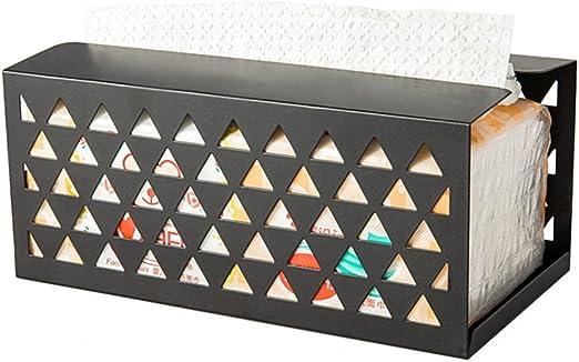 1pc Tissue Box Plastic Decorative Tissue Holder for Living Room Bedroom Cute