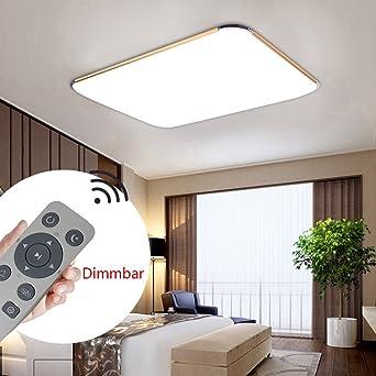 SZYSD LED Panel Deckenleuchte Badleuchte Deckenlampe ...