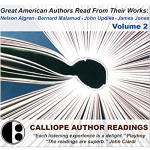 Great American Authors Read from Their Works, Volume 2 Speech