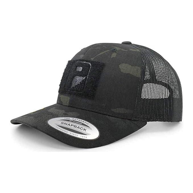 026c19a224a56 Amazon.com  Pull Patch Tactical Hat Authentic Multicam Camo Snapback ...