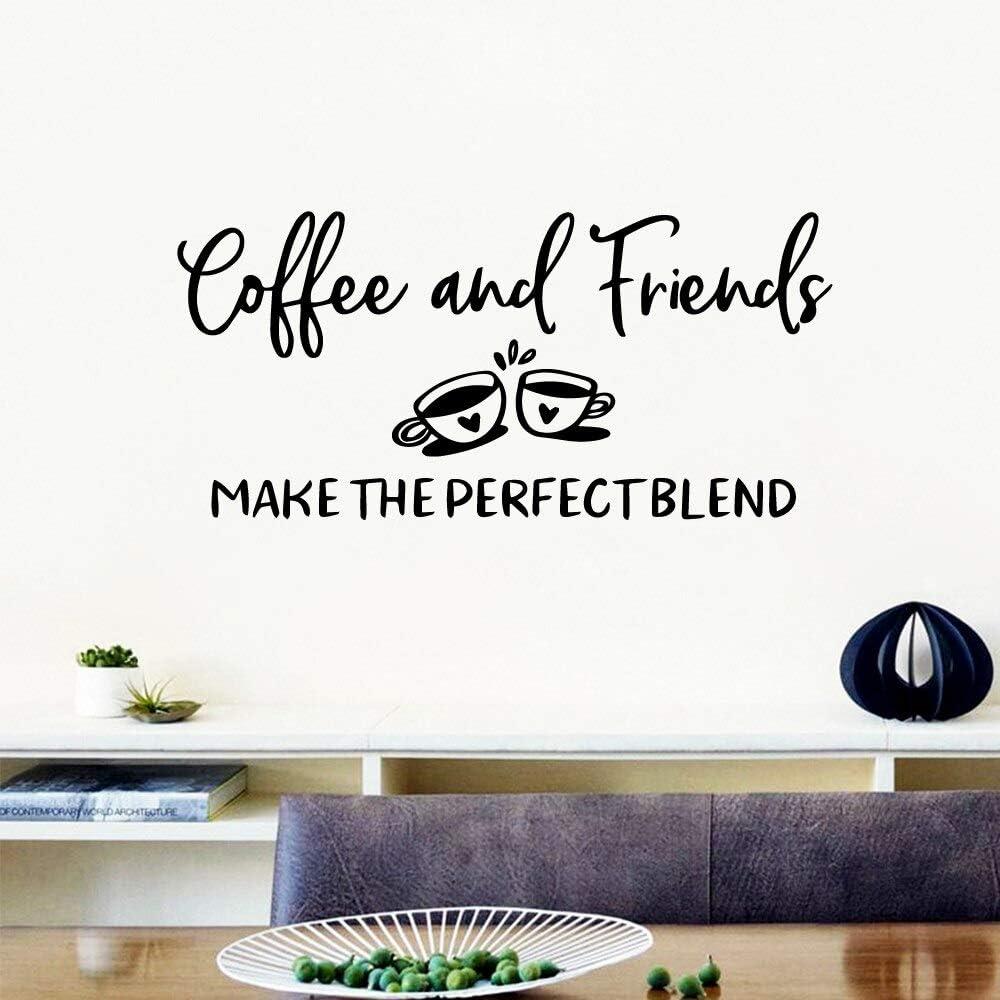 yaonuli Beauty Coffee and Friends Wallpaper decoración del hogar ...