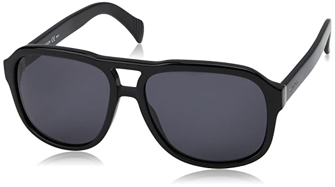 Tommy Hilfiger Gafas de sol TH 1468/S IR Black, 58: Amazon ...