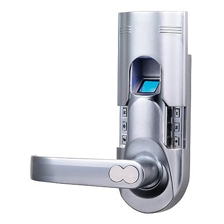 Digi Biometric Fingerprint Door Lock 6600 86 Left Right Handle   Electronic Door  Lock Ideal
