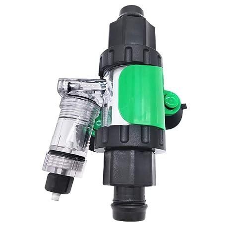 Atman - Difusor externo de CO2 eficiente con contador de burbujas y válvula de comprobación integrada, acuario ...