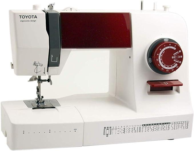 Toyota Ergo 34D Máquinas de coser: Amazon.es: Hogar