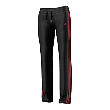 Femme Studionoir Adidas Essential Pantalon Stripe 3 JT1lKcF