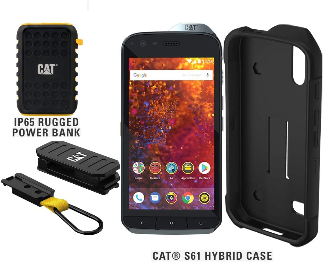 CAT Phones - Módulos Resistentes al Agua para Smartphone: Amazon ...
