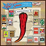 Thoughtfully Gifts, Flavors of the World Hot Sauce