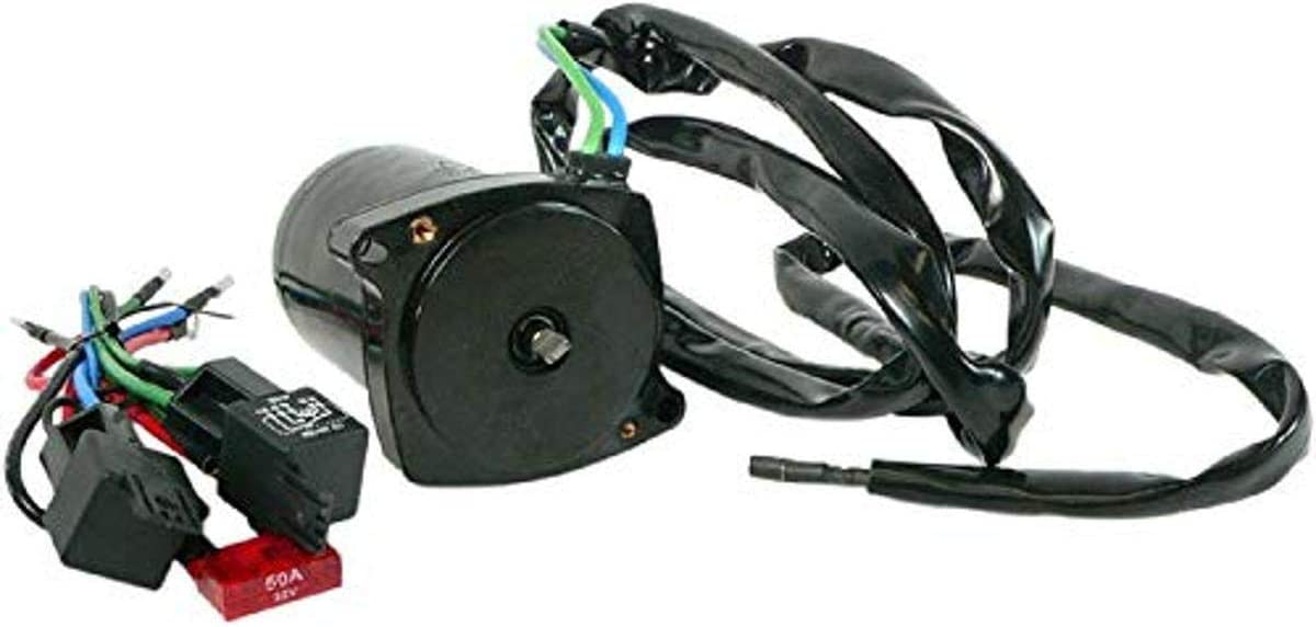 DB Electrical TRM0011 Tilt Trim Motor Compatible with/Replacement for Mercury Marine 93 94 95 811628 6279 18-6774