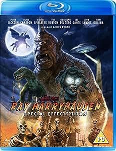 Ray Harryhausen Special Effects Titan [Blu-ray]