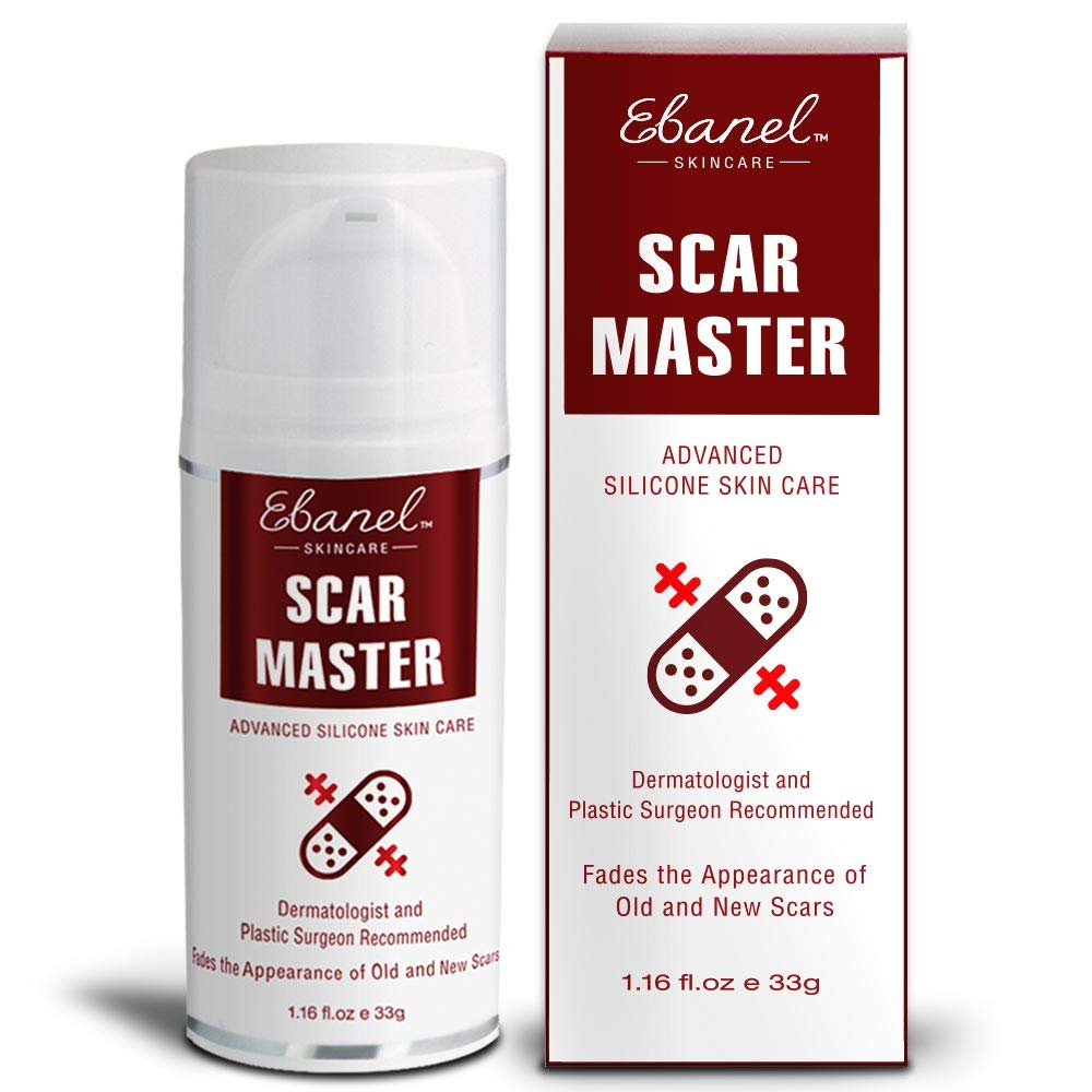 Amazon Com Aroamas Professional Silicone Scar Removal
