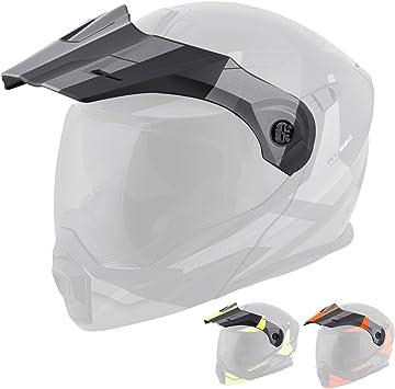 Anthracite//One Size Scorpion Peak Visor Exo-AT950 Motorcycle Helmet Accessories