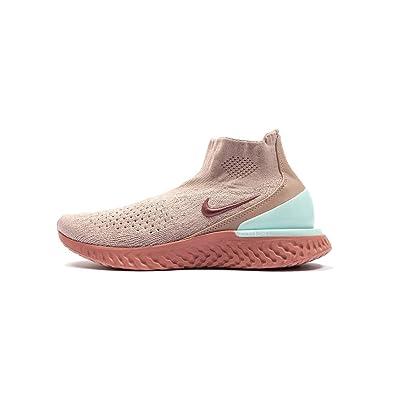 1df0f6b67cd2 Nike Rise React Flyknit Mens Av5554-002 Size 6