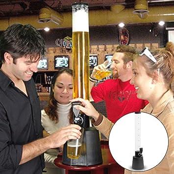3,5 L Zapfsäule Biersäule Getränkespender Trinksäule Biertower Bier-Trinktower