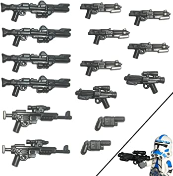 LEGO® Star Wars Blaster// Waffen Set Nr.23