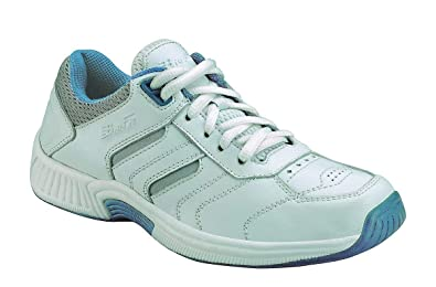f8d7161249 Amazon.com | Orthofeet Whitney Plantar Fasciitis Orthopedic Diabetic Flat  Feet Bunions Walking Womens Sneakers Athletic Shoes | Walking