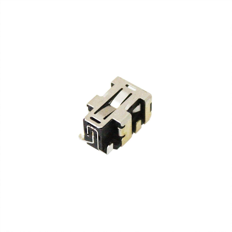 GinTai DC Power Jack Connector Port Socket Replacement for ASUS Q524U Q524UQ Q524UQ-BBI7T14 60NB0C20-MB4001 BX31E BX32A PU401 PU401LA PU500 PU500CA 40Pcs