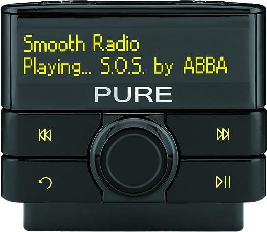 2 opinioni per Pure Highway 300Di Car Digital Black- radios (Car, OLED, Digital, DAB, DAB+,