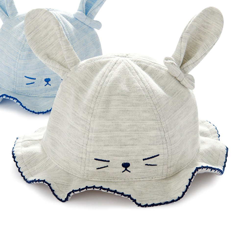 IMLECK Toddler Cute Cat Hat Sun Protection Animal Bucket Hat