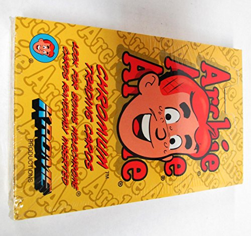 Archie Chromium Trading Cards Box Set by Archie
