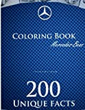 Mercedes-Benz coloring book: History and innovations of Mercedes-Benz coloring book, interesting facts (History and innovations coloring books) (Volume 1)