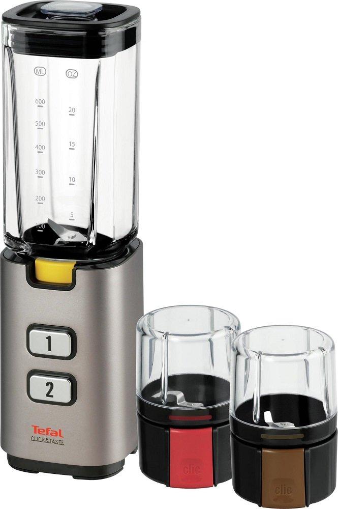 Tefal BL142A42 Fruit Sensation Blender - Silver: Amazon.co.uk ...