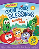 img - for VeggieTales Count Your Blessings Activity Book book / textbook / text book
