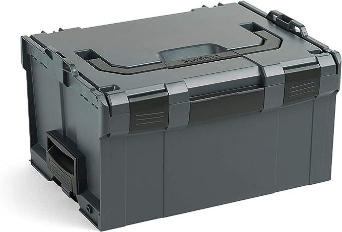 Cofre Herramientas Vacío | 2x Bosch Sortimo L Box 238 | Surtido de Plástico Grande | Caja de Herramientas Caja Herramientas | Ideal Maletines Surtido Grande: Amazon.es: Bricolaje y herramientas