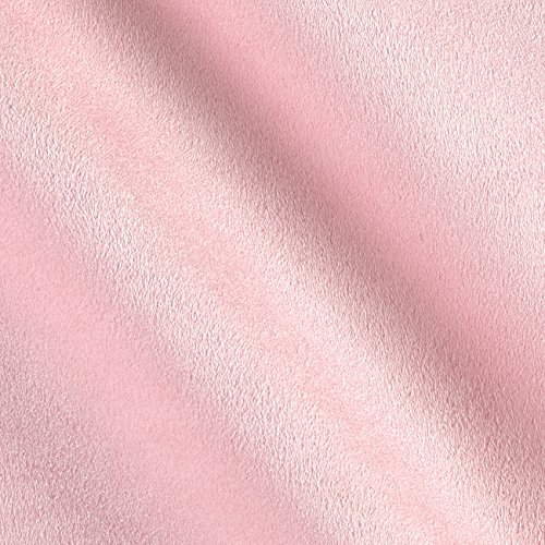 Ben Textiles Vintage Suede Pink