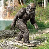 large Hand Painted 28?'' Bigfoot The Garden Yeti Statue decor halloween prop --P#EWT43 65234R3FA526333