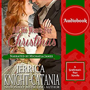 All He Wants for Christmas  Audiobook