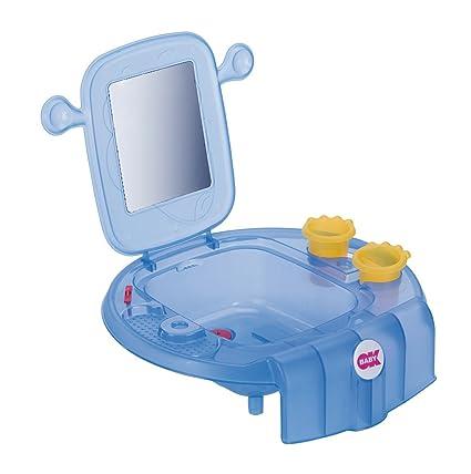 Lavandino Bimbi Ok Baby.Ok Baby Space Mini Lavabo Per Bambini Colori Assortiti Amazon It