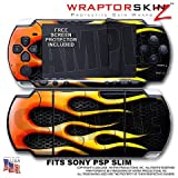 Metal Flames WraptorSkinz Skin