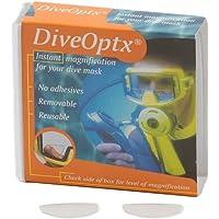 Trident Aqua Dive Optx Flexible Dive Mask Magnifiers (1 Pair) DiveOptx