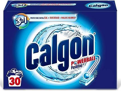 Calgon Antical para lavadora, protección contra cal, suciedad y ...
