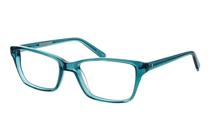 Amazon.com: Eco Rome Eyeglass Frames - Aqua: Beauty