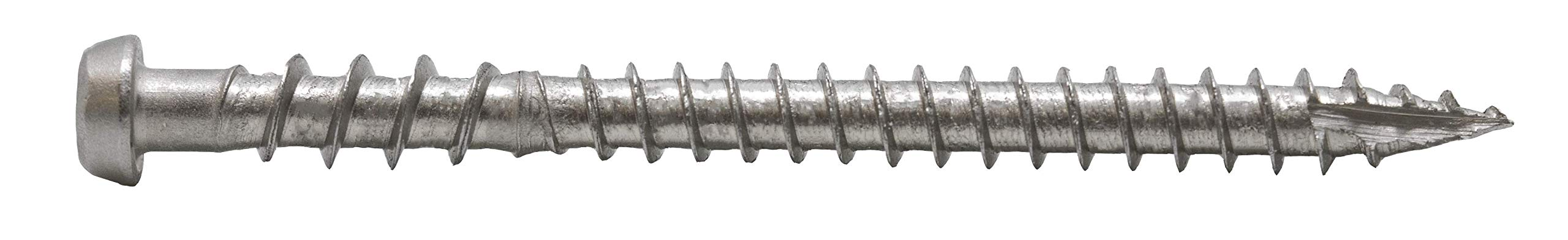 CAMO Collated Composite Face Screws 2-1/2 in (63mm) 304 STAINLESS STEEL