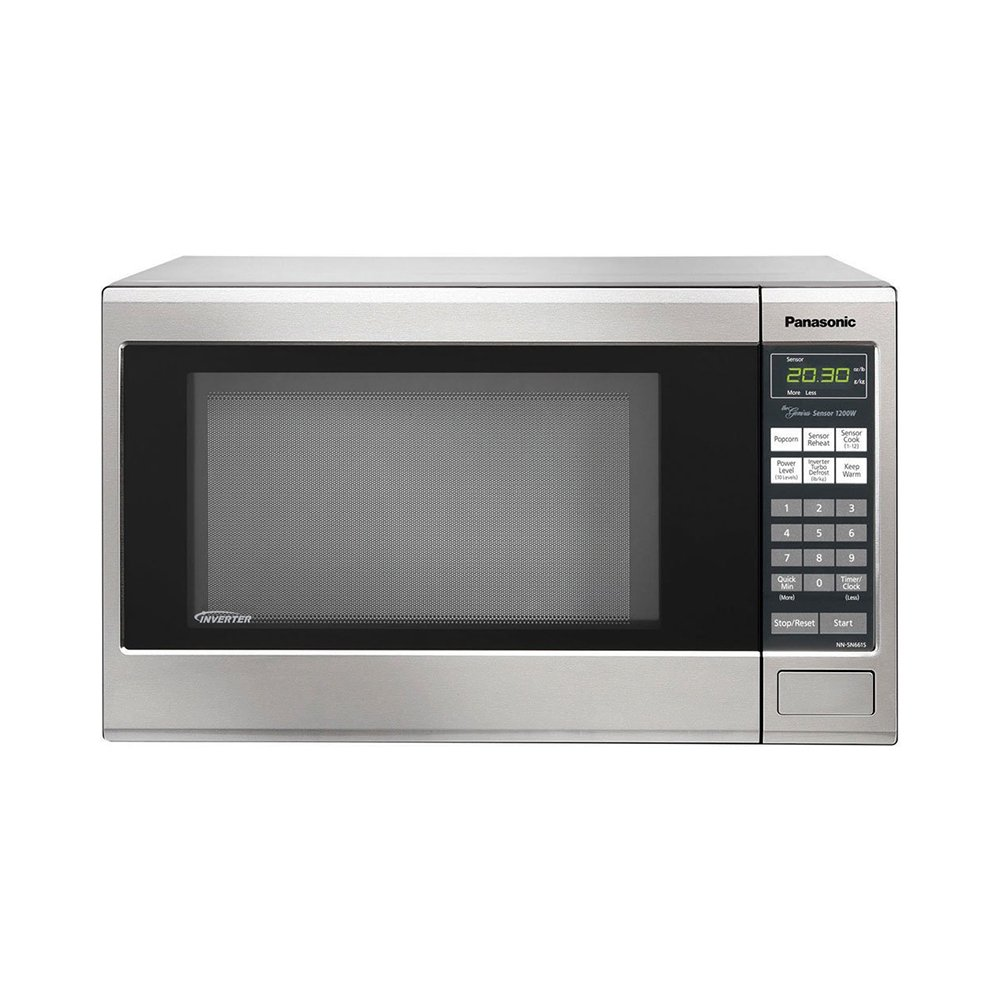 Amazon.com: Panasonic nn-sa661s 1.2-cu ft Horno de ...