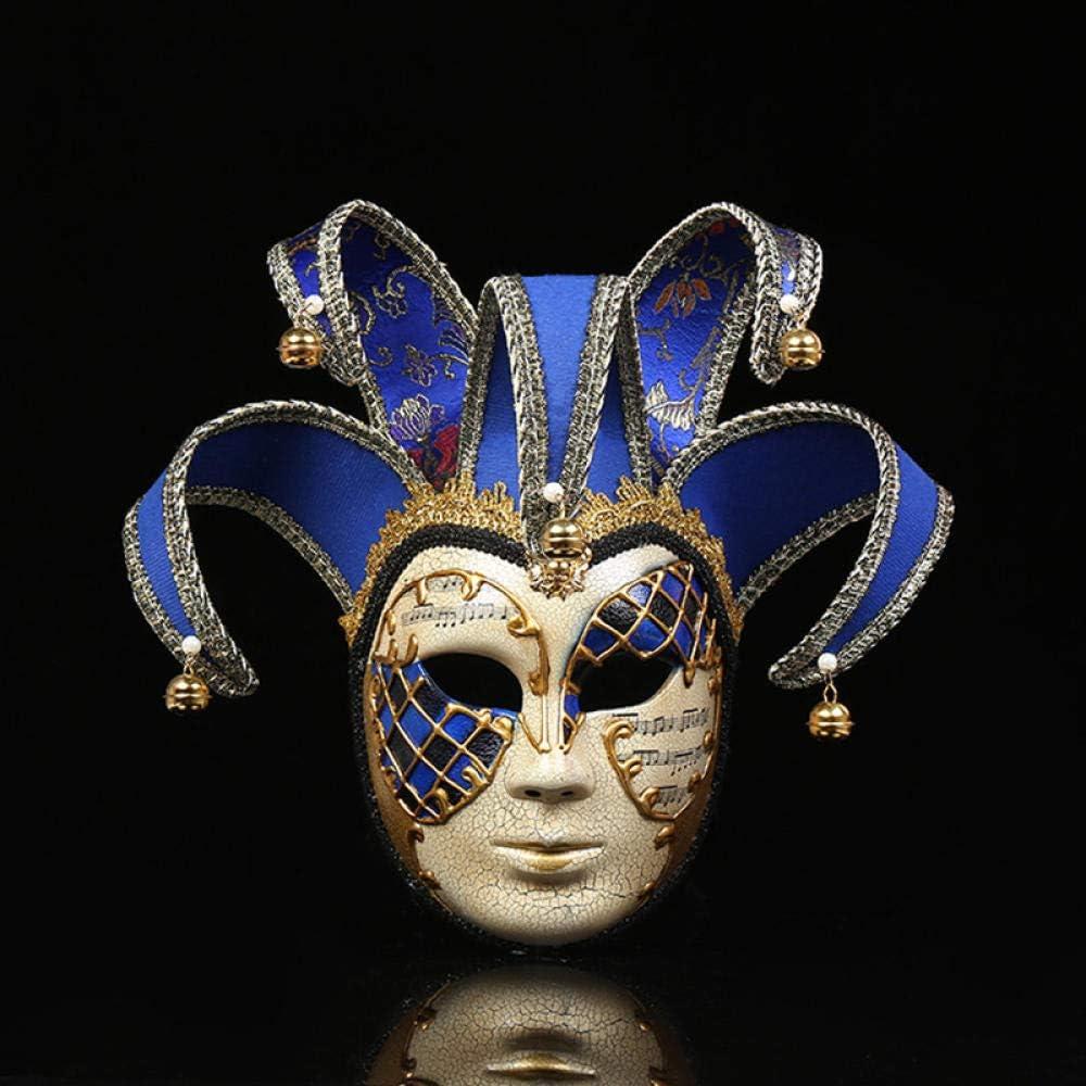 mascaras venecianas mujer,Máscara de bufón Máscara de fiesta ...