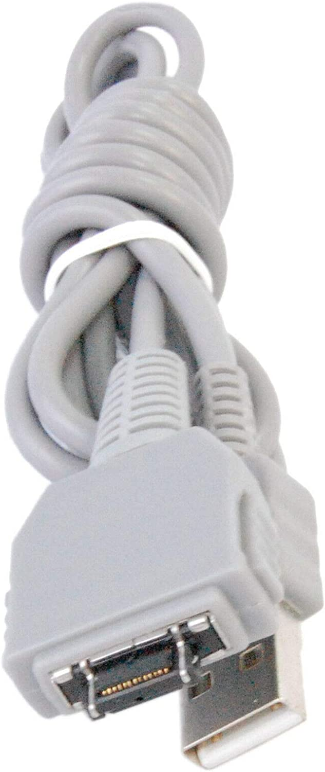 HQRP USB Cable/Cord Compatible with Sony Cyber-Shot DSC-W130 DSC-W150 DSC-W170 DSC-W200 DSC-W300 Digital Camera