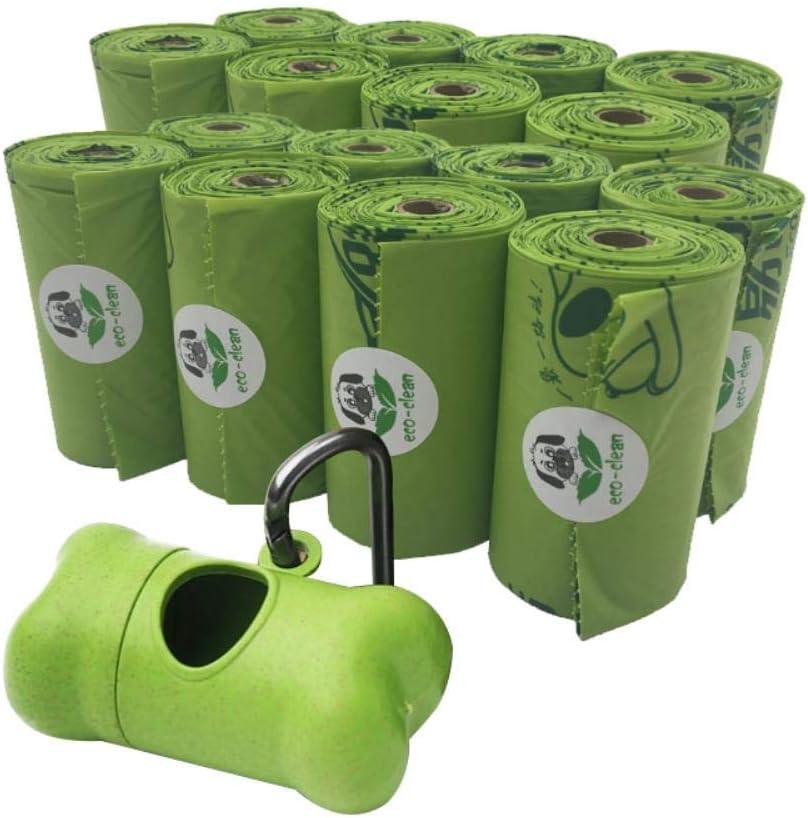 DGDS 8 16 Roll Maicena Bolsa Biodegradable degradable Verde ...