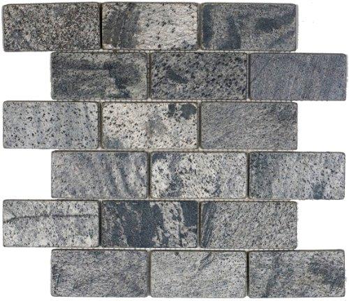 Grey Slate Tile - 9