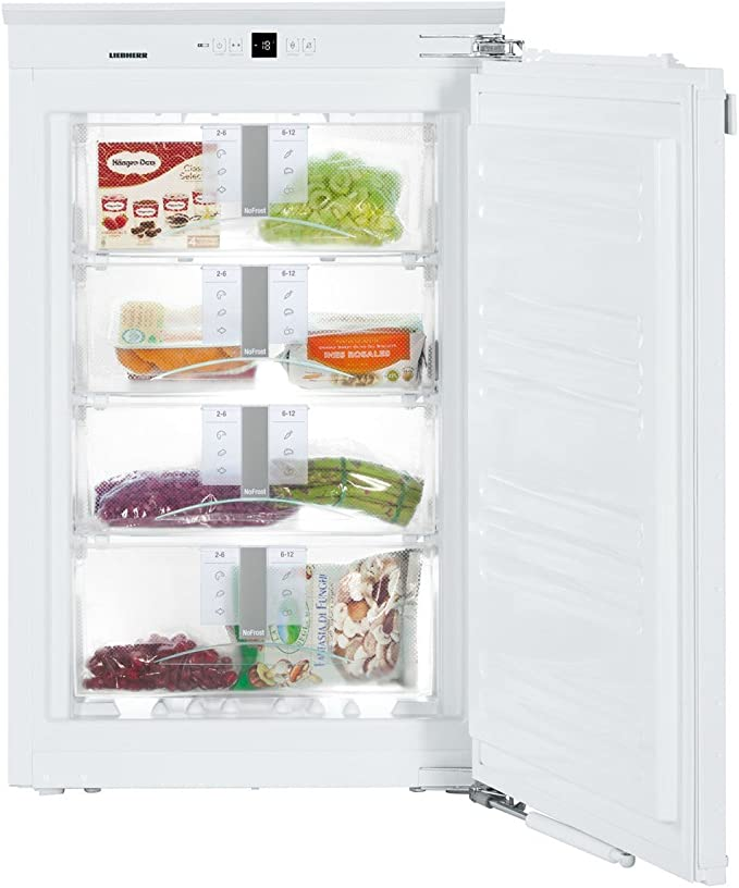 Liebherr IGN 1664 Premium NoFrost Integrado Vertical Blanco 84 L A ...