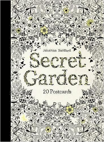 Secret Garden : 20 Postcards