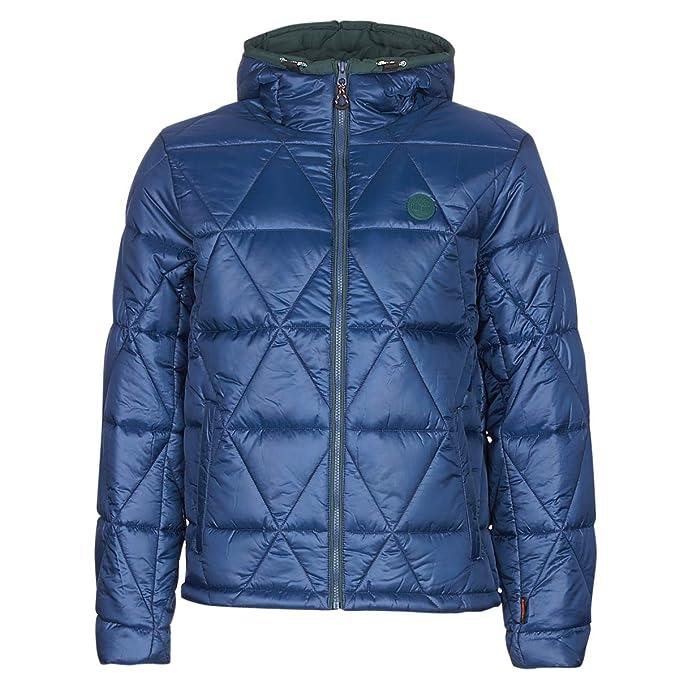 16cd7aa1b1337 Timberland Novita Piumino THERMORE Blu A1NPA-288 Blu Elettrico  Amazon.it   Abbigliamento