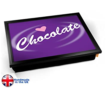 Amazon.com: Kico I Love Chocolate Cadburys Luxury Cushion ...